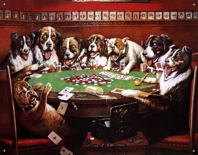 eight-dogs-playing-cards
