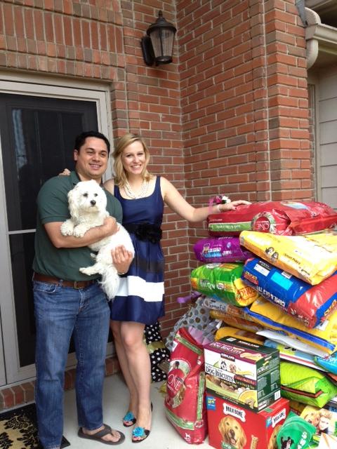 Karen gonzales donation