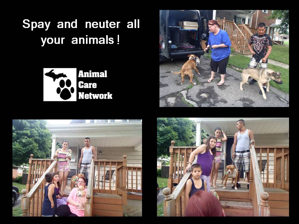 July 16 2014 Spay and neuter all your