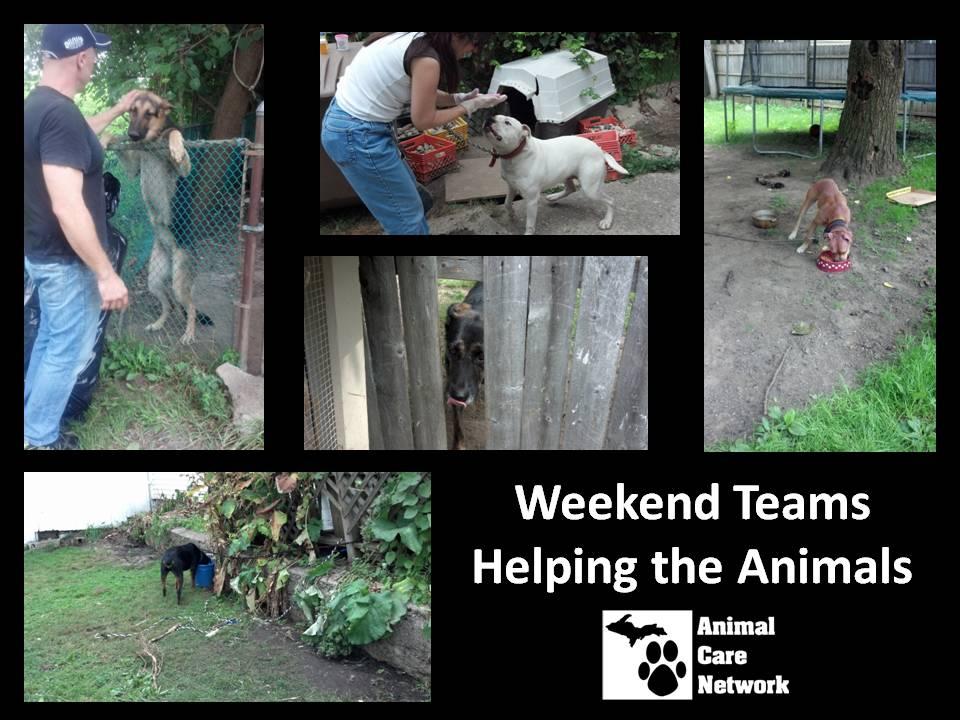 September 20 2014 Weekend Teams Helping