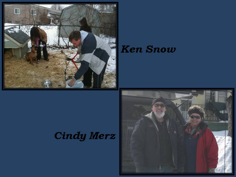 Winter Cindy and Ken