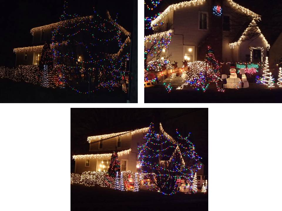 best decorated house in pontiac