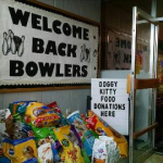 BOWL 4 ANIMAL RESCUE FOOD DONATION