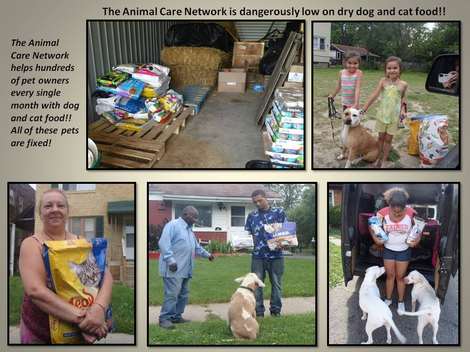 LOW ON DRY DOG AND CAT FOOD august 3 2015